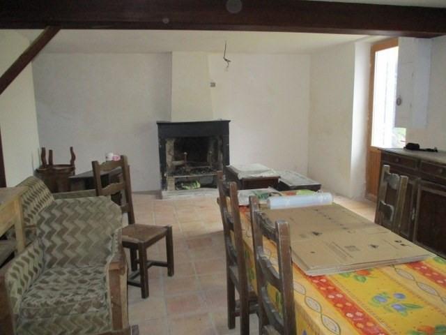 Rental house / villa Lozay 550€ CC - Picture 2