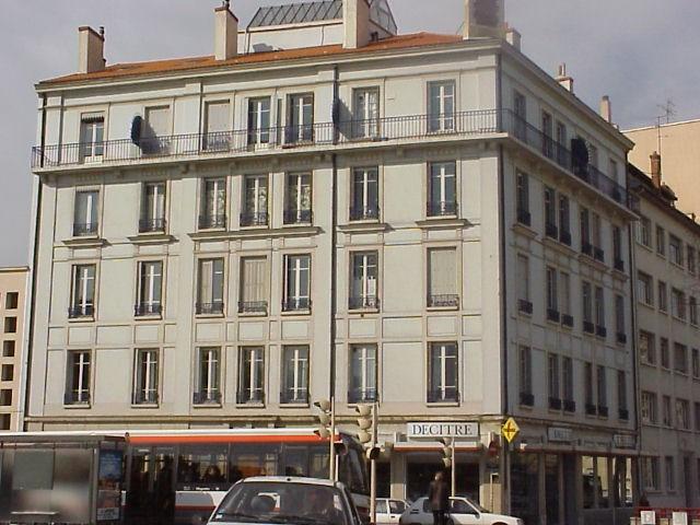 Location appartement Lyon 7ème 508€ CC - Photo 1
