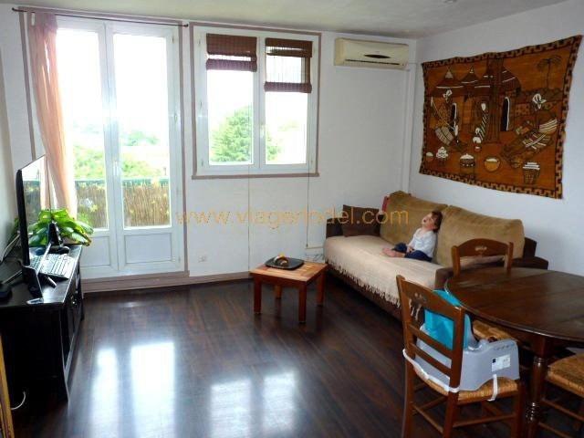 Verkoop  appartement Saint-raphaël 155000€ - Foto 1