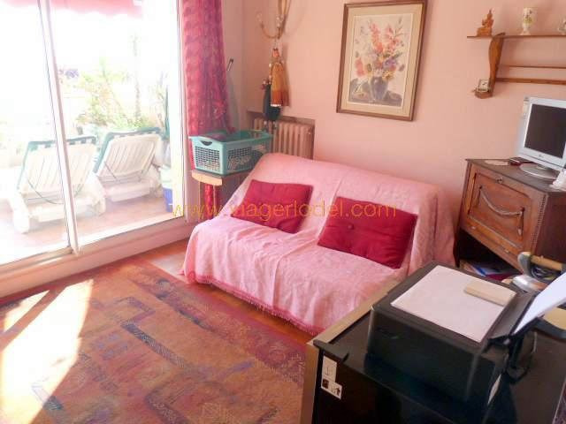 Life annuity apartment Grasse 77 000€ - Picture 6