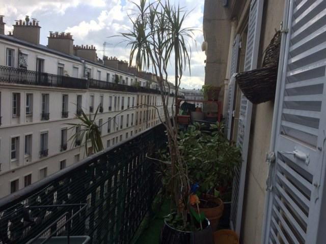 Vente appartement Paris 11ème 504000€ - Photo 2