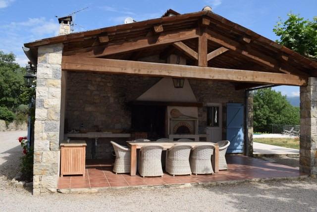 Venta de prestigio  casa Fayence 840000€ - Fotografía 11