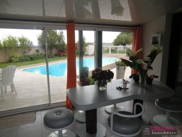 Vente de prestige maison / villa Castanet 10 mn 485000€ - Photo 8