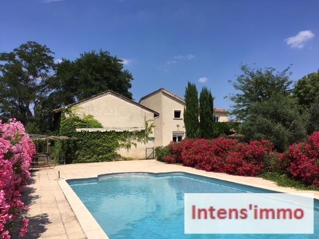 Vente de prestige maison / villa Bourg de peage 485000€ - Photo 1