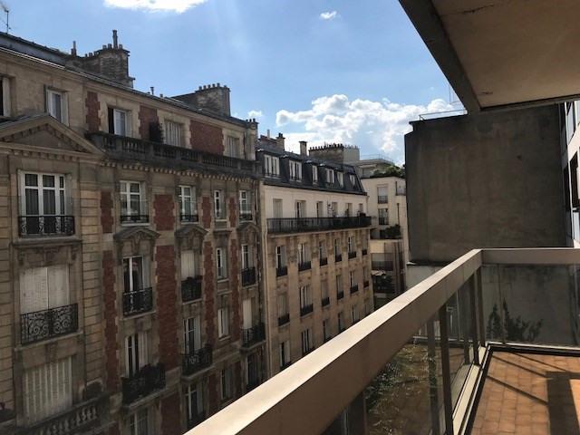 Rental apartment Paris 16ème 3330€ CC - Picture 1