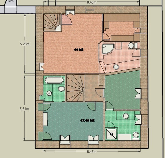 Venta de prestigio  casa Le canton de fayence 1470000€ - Fotografía 24