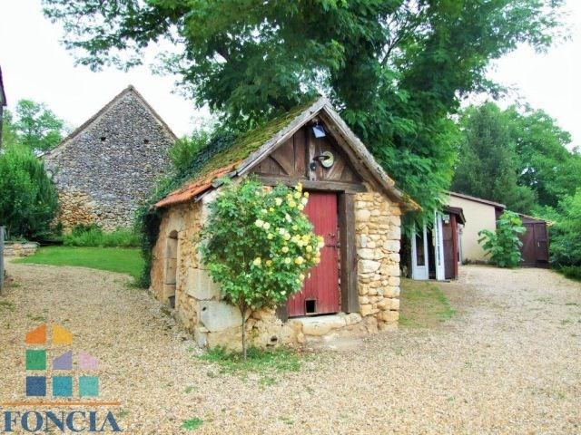 Sale house / villa Saint-jean-d'eyraud 213000€ - Picture 4