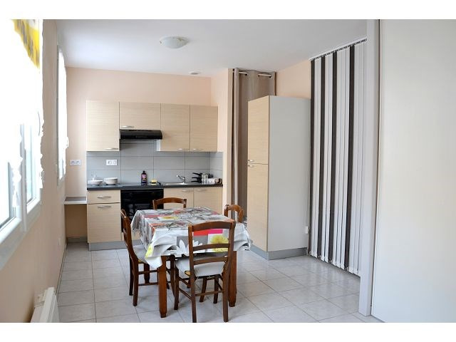 Rental apartment St quentin fallavier 432€ CC - Picture 1