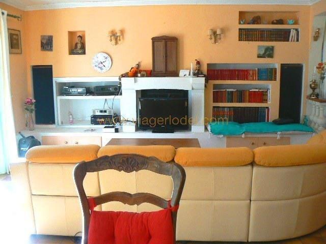 Vendita nell' vitalizio di vita casa Brignoles 94000€ - Fotografia 6
