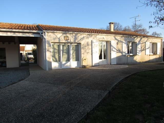 Vente maison / villa Villeneuve-la-comtesse 133125€ - Photo 2