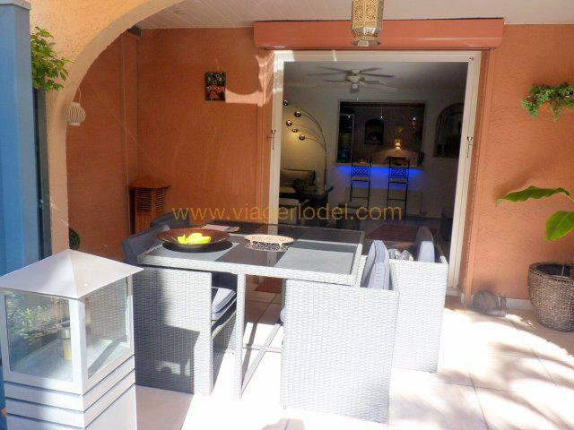 Life annuity apartment Fréjus 39 500€ - Picture 5