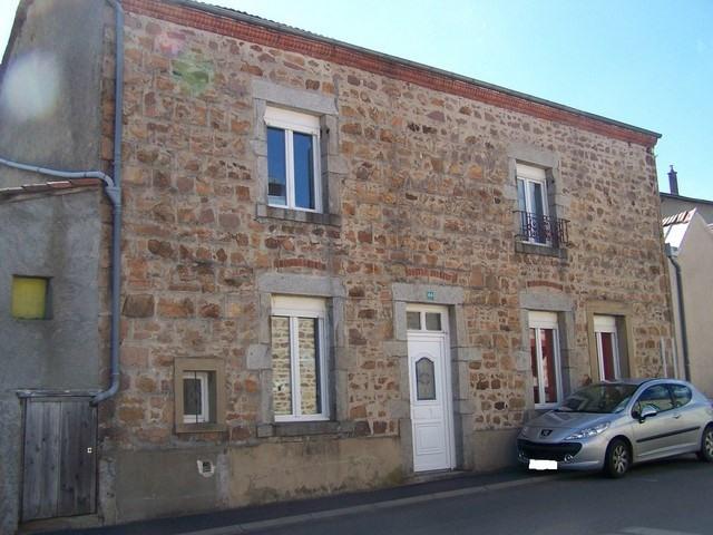 Verkoop  huis Rozier-en-donzy 78000€ - Foto 1