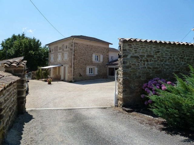 Sale house / villa Hauterives 399 000€ - Picture 2