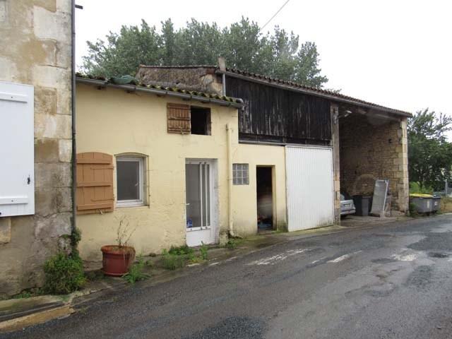 Vente maison / villa Archingeay 106500€ - Photo 2