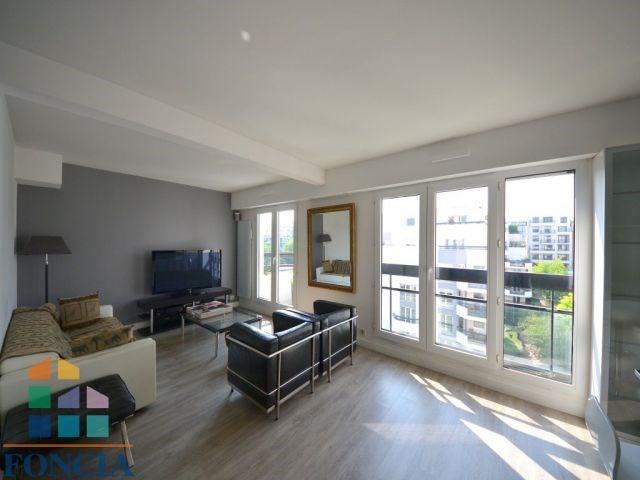 Sale apartment Suresnes 595000€ - Picture 1