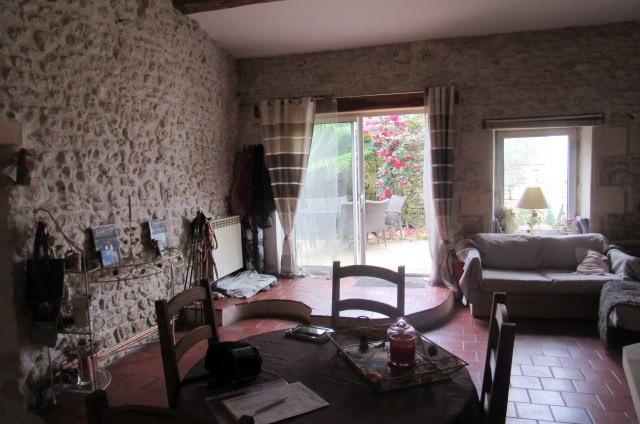 Sale house / villa Saint-sulpice-d'arnoult 212000€ - Picture 5