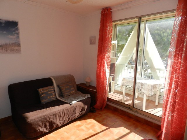 Location vacances appartement La grande motte 364€ - Photo 1