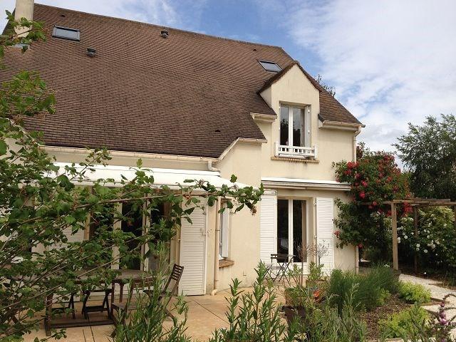 Venta  casa Morainvilliers 550000€ - Fotografía 1