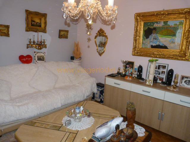 Life annuity apartment Villeneuve-loubet 42200€ - Picture 1