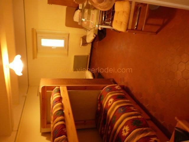 Vendita nell' vitalizio di vita casa La roquebrussanne 64400€ - Fotografia 4