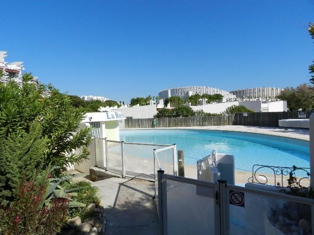 Location vacances appartement La grande motte 780€ - Photo 8