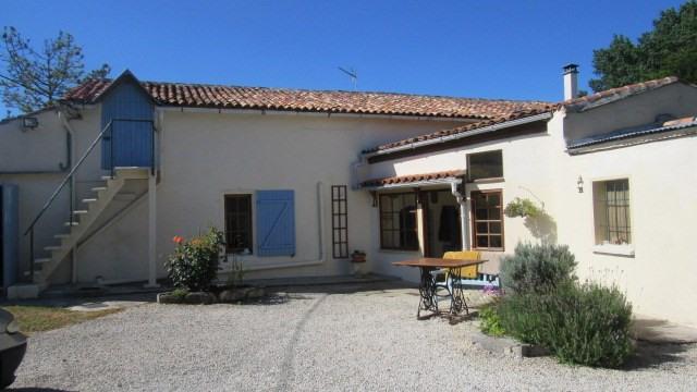 Vente maison / villa Asnières-la-giraud 137900€ - Photo 8