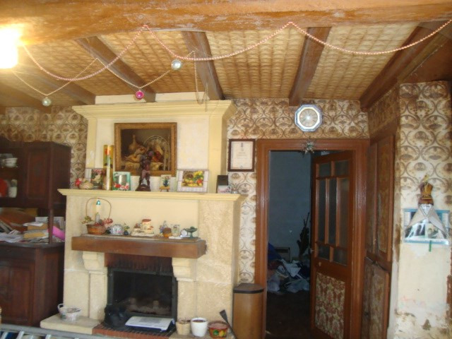 Sale house / villa Cressé 48 600€ - Picture 5
