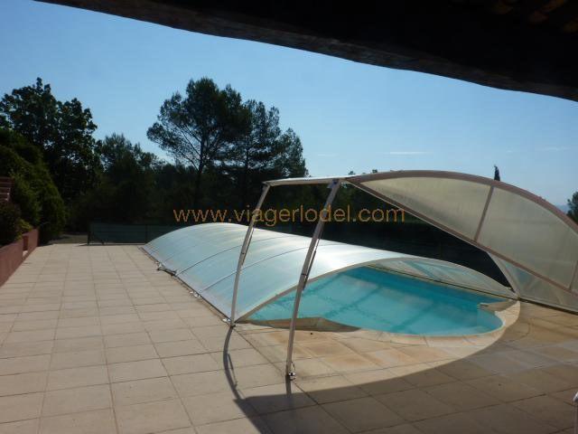 Viager maison / villa Le cannet-des-maures 180000€ - Photo 2