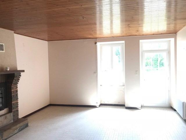 Vente maison / villa Sainte flaive des loups 163250€ - Photo 2