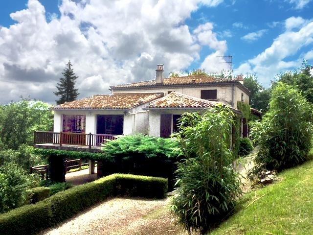 Vente maison / villa Bergerac 390350€ - Photo 1