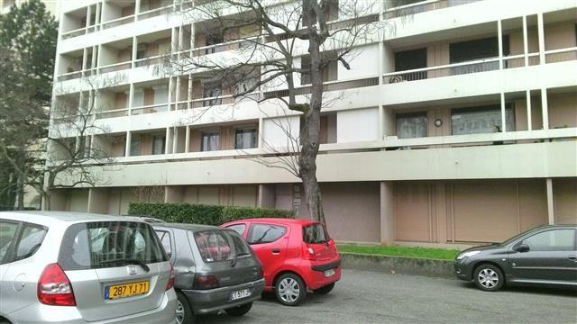 Location appartement Villeurbanne 559€ CC - Photo 1