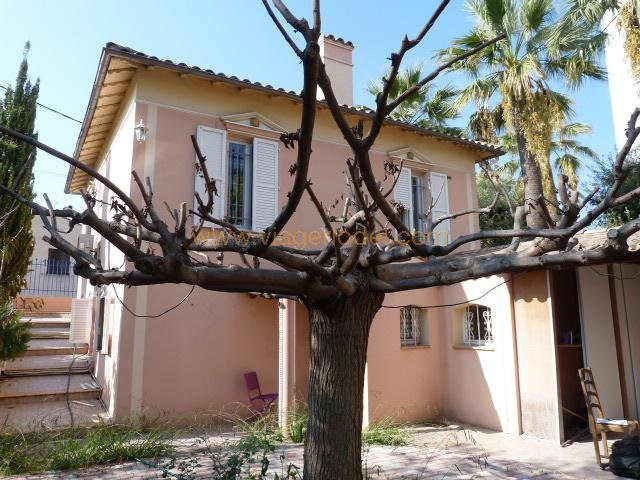 Viager maison / villa Cannes 93 500€ - Photo 1