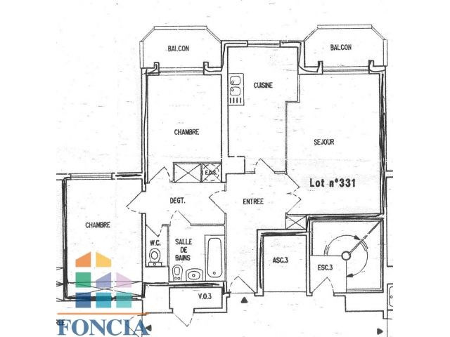 Location appartement Suresnes 1612€ CC - Photo 8