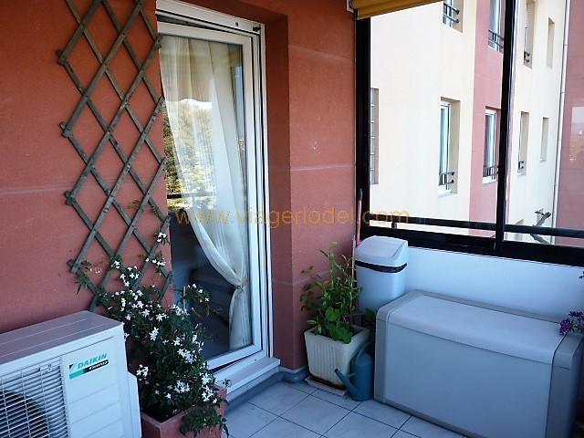 Verkauf auf rentenbasis wohnung Marseille 9ème 38500€ - Fotografie 3