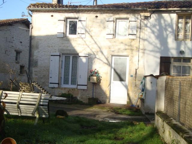 Vente maison / villa Bercloux 64500€ - Photo 1