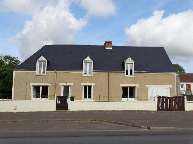 Alquiler  casa Sainteny 513€ CC - Fotografía 1