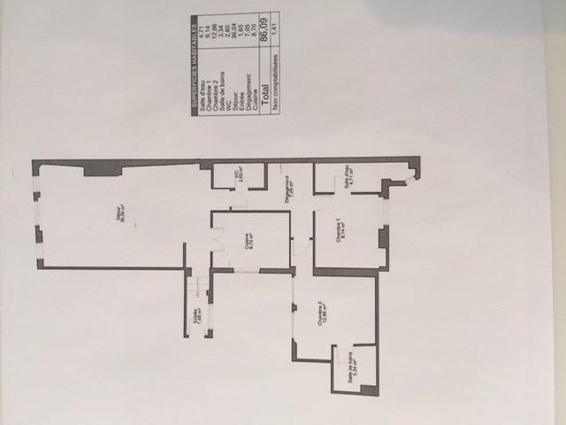 Vendita appartamento Paris 1er 1030000€ - Fotografia 3