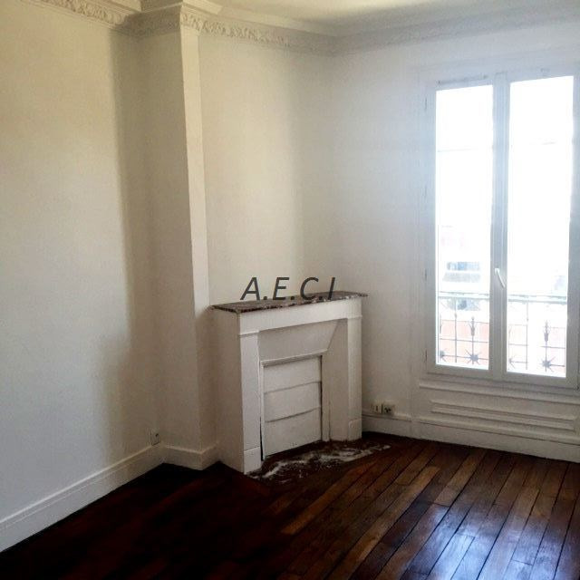 Location appartement Asnieres sur seine 795€ CC - Photo 1