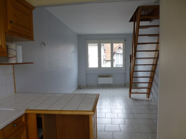 Rental apartment Bonnières-sur-seine 550€ CC - Picture 3