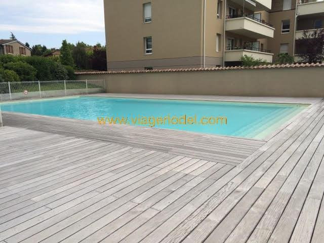 Life annuity apartment Vourles 90 000€ - Picture 1