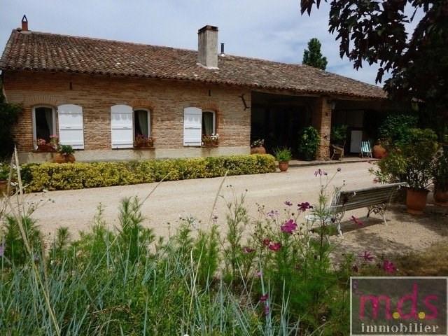 Vente de prestige maison / villa Montastruc-la-conseillere secteur 630000€ - Photo 3