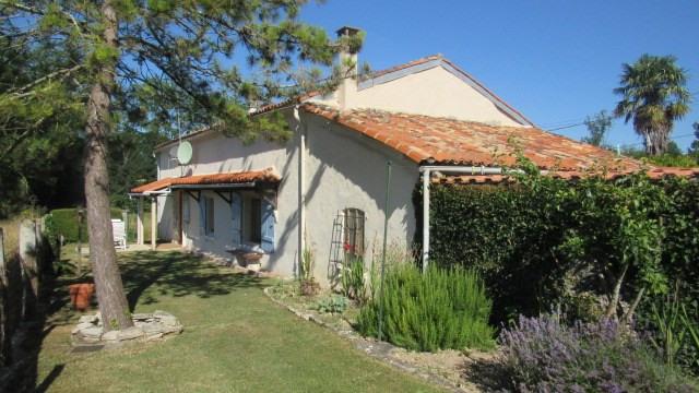 Vente maison / villa Asnières-la-giraud 137900€ - Photo 1