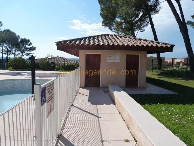 Viager appartement Biot 64000€ - Photo 9