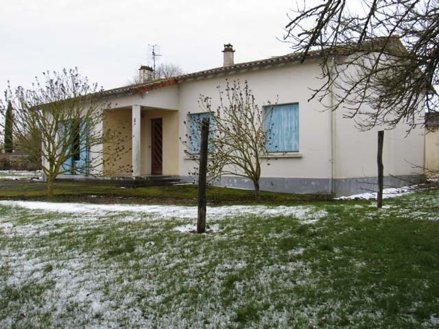 Vente maison / villa Bignay 96000€ - Photo 1