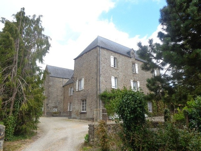 Vente château Videcosville 363100€ - Photo 1