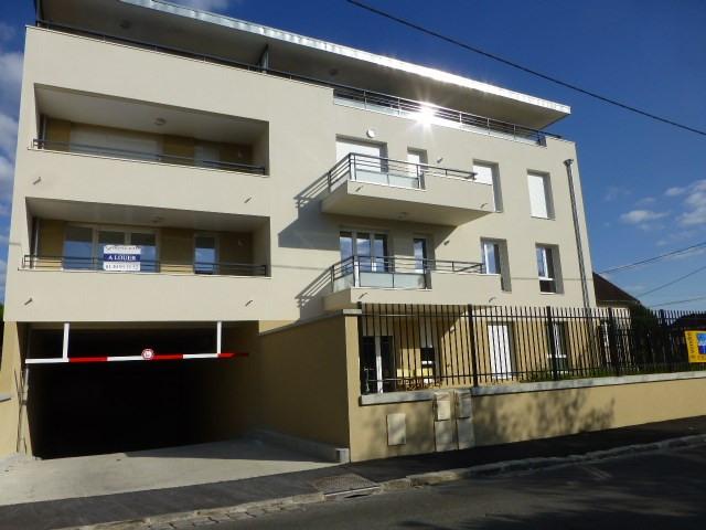Location appartement Gargenville 860€ CC - Photo 1