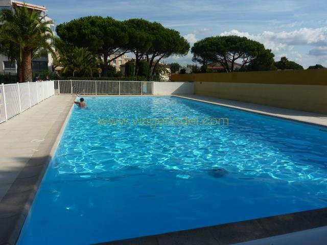 Investment property apartment Fréjus 152 000€ - Picture 1