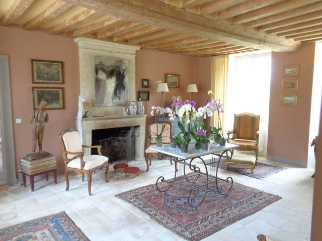 Deluxe sale chateau Isigny sur mer 682500€ - Picture 5