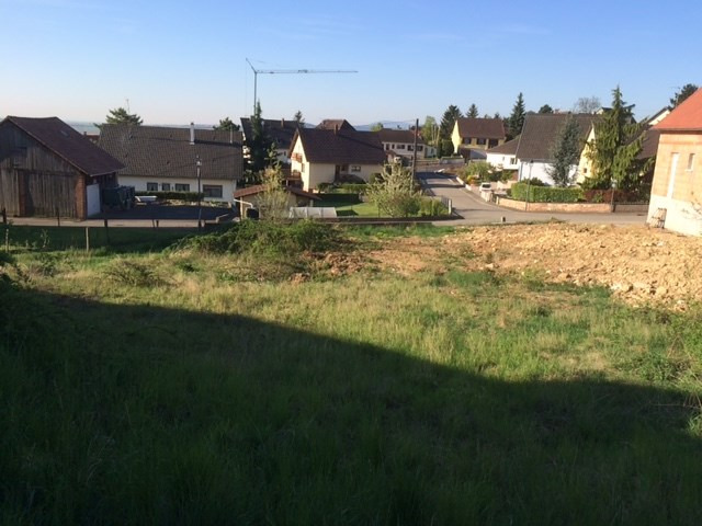 Vente terrain Nordheim 73 600€ - Photo 3