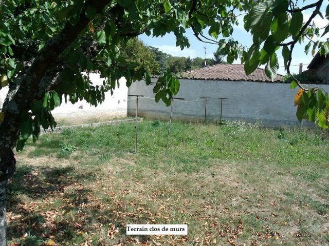 Vente maison / villa St simeon de bressieux 79000€ - Photo 4